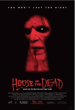 Houseofthedeadposter